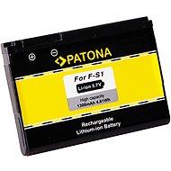 PATONA pro Blackberry F-S1 1300mAh 3,7V Li-Ion - Baterie pro mobilní telefon