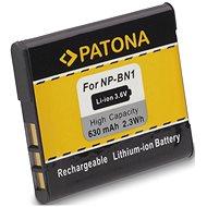 PATONA pro Sony NP-BN1 630mAh Li-Ion - Baterie pro fotoaparát