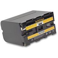 PATONA pro Sony NP-F970 6600mAh Li-Ion - Náhradní baterie