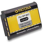 PATONA pro Sony NP-BX1 1000mAh Li-Ion - Baterie pro fotoaparát