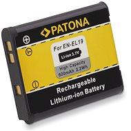 PATONA pro Nikon EN-EL19 600mAh Li-Ion - Baterie pro fotoaparát