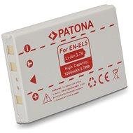 PATONA pro Nikon EN-EL5 1000mAh Li-Ion - Baterie pro fotoaparát