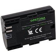 PATONA pro Canon LP-E6 2000mAh Li-Ion Premium - Baterie pro fotoaparát