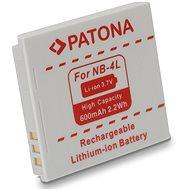 PATONA pro Canon NB-4L 600mAh Li-Ion - Baterie pro fotoaparát