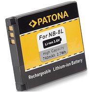 PATONA pro Canon NB-8L 740mAh Li-Ion - Baterie pro fotoaparát