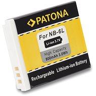PATONA pro Canon NB-6L 800mAh Li-Ion - Baterie pro fotoaparát