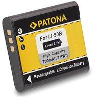 PATONA pro Olympus Li-50B 700mAh Li-Ion - Baterie pro fotoaparát
