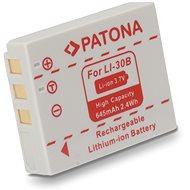 PATONA pro Olympus Li-30b 645mAh Li-Ion - Baterie pro fotoaparát