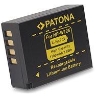 PATONA pro Fuji NP-W126 1100mAh Li-Ion - Náhradní baterie