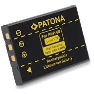 PATONA pro Fuji NP-60 1050mAh Li-Ion - Baterie pro fotoaparát