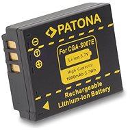 PATONA pro Panasonic S007E Li-Ion 1000mAh Li-Ion - Baterie pro fotoaparát