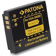 PATONA pro Panasonic CGA-S005 1000mAh Li-Ion - Baterie pro fotoaparát