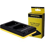 PATONA Photo Dual Quick Sony NP-FW50 - Charger