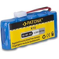 PATONA pro Bosch Rollfix / Somfy 6,0V 3000mAh Ni-Mh - Nabíjecí baterie pro aku nářadí