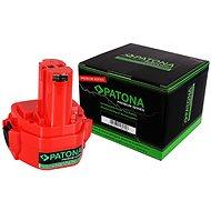 PATONA pro Makita 12V 3300mAh Ni-MH Premium PA12 - Nabíjecí baterie pro aku nářadí