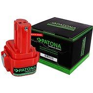 PATONA for Makita 9,6V 3300mAh Ni-MH Premium PA09 - Rechargeable Battery for Cordless Tools