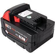 PATONA pro Milwaukee 18V 5000mAh Li-lon 2601,2620 - Nabíjecí baterie pro aku nářadí