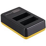 PATONA Foto Dual LCD Fuji NP-W126, USB - Nabíječka akumulátorů
