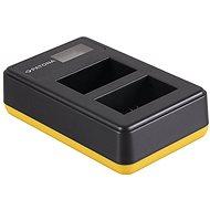 PATONA Foto Dual LCD Sony NP-FW50, USB - Nabíječka akumulátorů