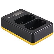PATONA Foto Dual LCD Sony NP-FZ100, USB - Nabíječka akumulátorů