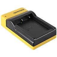 PATONA Foto Panasonic DMW-BCF10E slim, USB - Nabíječka akumulátorů