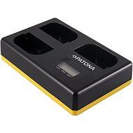 PATONA Triple pro Sony NP-FW50 + LCD - Nabíječka akumulátorů
