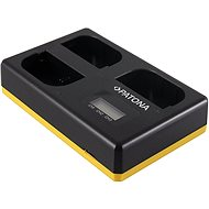 PATONA Triple pro Nikon EN-EL14 + LCD - Nabíječka akumulátorů