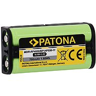 PATONA baterie pro sluchátka Sony BP-HP550-11 700mAh Ni-Mh 2,4V MDR-RF4000 - Akumulátor