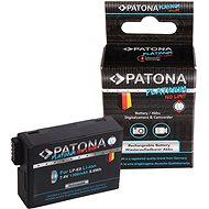 PATONA for Canon LP-E8 / LP-E8 + 1300mAh Li-Ion Platinum
