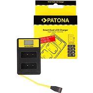 PATONA pro Dual Olympus PS-BLS1 s LCD,USB