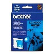 Brother LC-1000C azurová - Cartridge