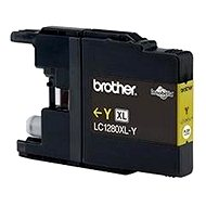Brother LC-1280XLY žlutá - Cartridge