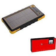 Schwarzwolf Ikimba solární powerbanka kapacita 8000mAh žlutá