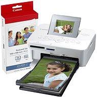 Canon SELPHY CP1000 bílá - Termosublimační tiskárna