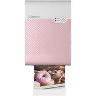 Canon SELPHY Square QX10 růžová KIT (vč. 20ks papíru) - Termosublimační tiskárna