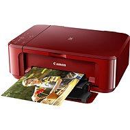 Canon PIXMA MG3650 červená - Inkoustová tiskárna