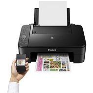 Canon PIXMA TS3150 černá - Inkoustová tiskárna