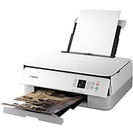 Canon PIXMA TS5351 bílá - Inkoustová tiskárna
