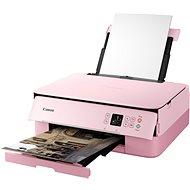 Canon PIXMA TS5352 růžová - Inkoustová tiskárna