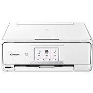Canon PIXMA TS8151 bílá - Inkoustová tiskárna