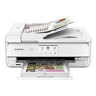 Canon PIXMA TS9551C bílá - Inkoustová tiskárna