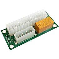 ANPIX adaptér pro ovládání druhého PC zdroje přes MOLEX - Redukce