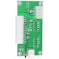 ANPIX adaptér pro ovládání dalších PC zdrojů přes SATA - Redukce