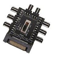 ANPIX adaptér pro ovládání až 8 ventilátorů - Redukce