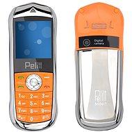 Pelitt Mini1 oranžová - Mobilní telefon