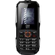 Pelitt Pebble černá - Mobilní telefon