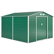 G21 GAH 884 - 277 x 319cm, Green - Garden Shed
