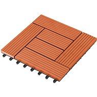 WPC dlaždice G21 Palmyra třešeň 2,3 x 30 x 30 cm - Lem trávníku