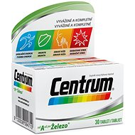 CENTRUM A-Z  30 Tablets - Multivitamin