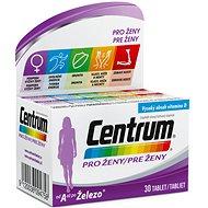 CENTRUM FOR WOMEN 30 Tablets - Multivitamin